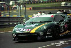 #57 Jaguar XJ220: Richard Piper, Tiff Needell, James Weaver