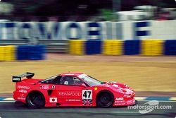 #47 Honda NSX 95T : Armin Hahne, Bertrand Gachot, Ivan Capelli