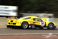 #50 Lotus Racing Lotus Elise GT1: Fabien Giroix, Jean-Denis Deletraz