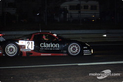 #21 Nissan Motorports Nissan R390: Martin Brundle, Jorg Muller, Wayne Taylor