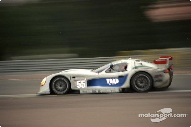 #55 David Price Racing Panoz GTR1: David Brabham, Perry McCarthy, Doc Bundy