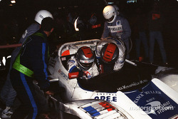 Cambio de piloto para Mario Andretti y Michael Andretti