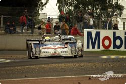 #10 Courage Compétition Courage C36 Porsche: Fredrik Ekblom, Jean-Louis Ricci, Jean-Paul Libert