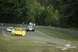#71 Team Marcos Marcos Mantara LM600: Dominic Chappell, François Migault, Henri-Louis Maunoir