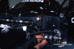 Nissan R390 de Nissan Motorsport