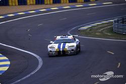 #61 Viper Team Oreca Chrysler Viper GTS-R: Philippe Gache, Olivier Beretta, Dominique Dupuy