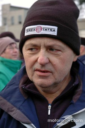 Equipe Tomas Tomecek Letka Racing quitte Lisbonne: Vlastimil Buchtyar