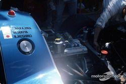 Toyota propulseur