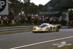 #7 Joest Racing, Porsche 956: Klaus Ludwig, Paolo Barilla, John Winter
