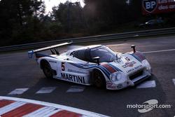 #5 Martini Lancia LC2-83/85: Анри Пескароло, Мауро Бальди