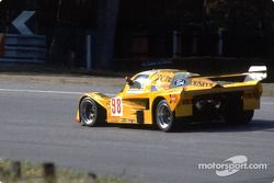 #98 Roy Baker Promotions Tiga GC284 Ford Turbo: François Duret, David Andrews, Duncan Bain