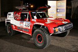 Team Gordon Hummer H3 Race Truck à l'assistance