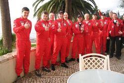 Exact-MAN team members