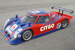 La numéro 7 Samax Motorsport Citgo Pontiac-powered Riley Mk XI