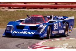 #83 Electromotive Nissan GTP ZX-T: David Hobbs