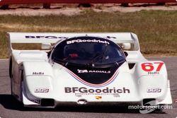 #67 Busby Racing Porsche 962: Bob Wollek