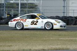 #92 TPC Racing Porsche GT3 Cup: Dave Stewart, Rob Stewart III, Bob Gilbert, Gary Stewart, Tony Ave
