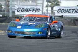 #55 ASC Motorsports Corvette: Zach Arnold, Ken MacAlpine, Johnny Miller