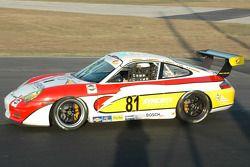 #81 Synergy Racing Porsche GT3 Cup: Danny Marshall, Steve Marshall, Hal Prewitt, John Pew