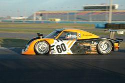 #60 Michael Shank Racing Lexus Riley: Mark Patterson, Oswaldo Negri, A.J. Allmendinger, Justin Wilso