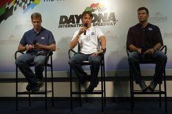 Mario Haberfeld, Adrian Fernandez, Scott Sharp