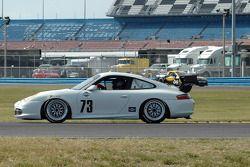 #73 Tafel Racing Porsche GT3 Cup: Jim Tafel Jr., Mike Cawley, Shawn Price, Chad McQueen