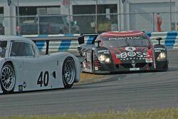 #40 Derhaag Motorsports Pontiac Riley: Chris Bingham, Randy Ruhlman, Ron Fellows