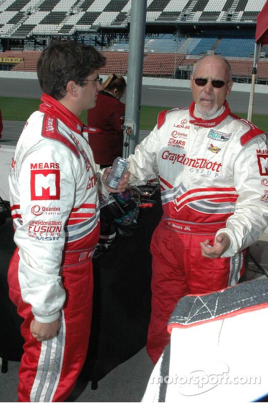 Mike Borkowski, Paul Mears Jr.