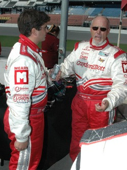 Mike Borkowski, Paul Mears Jr.