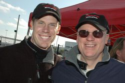 Chris Dyson, Rob Dyson