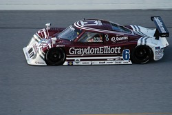 #6 Fusion Graydon Elliott Mears Lexus Riley: Ken Wilden, Paul Mears Jr., Mike Borkowski, Paul Tracy