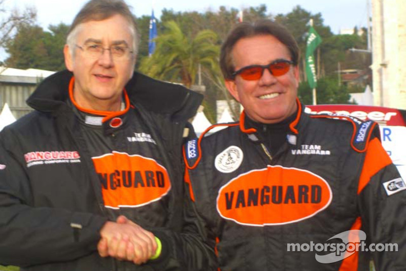 Hervé Cotel et Ronn Bailey