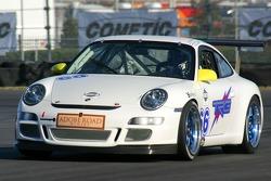 #66 TRG Porsche GT3 Cup: Steve Johnson, Robert Nearn, Cyrille Sauvage, Stéphane Ortelli