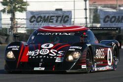#4 Howard - Boss Motorsports Pontiac Crawford: Andy Wallace, Butch Leitzinger, Tony Stewart