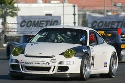 #74 Tafel Racing Porsche GT3 Cup: Eric Lux, Charles Espenlaub, Andrew Davis, Graham Rahal
