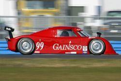 #99 Gainsco Blackhawk Racing Pontiac Riley: Bob Stallings, Alex Gurney, Jimmy Vasser, Rocky Moran Jr.