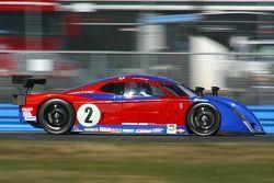 #2 Howard - Boss Motorsports Pontiac Crawford: Rusty Wallace, Danica Patrick