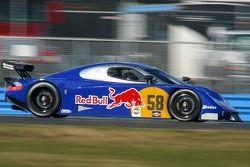 #58 Red Bull Brumos Porsche Porsche Fabcar: David Donohue, Darren Law, Sascha Maassen, Ted Christopher