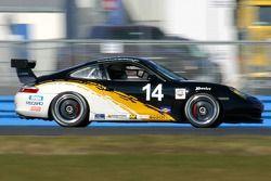 #14 Autometrics Motorsports Porsche GT3 Cup: Patrick Small, Mac McGehee, Tory Herring, Bill Martin, Cory Friedman