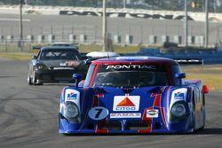 #7 Citgo Racing/SAMAX Team Pontiac Riley: Kevin McGarrity, Milka Duno, Dario Franchitti, Marino Fran