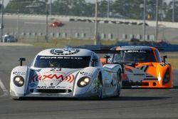 #23 Alex Job Racing Emory Motorsports Porsche Crawford: Mike Rockenfeller, Patrick Long, Lucas Luhr