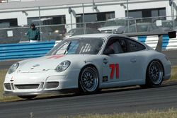#71 SAMAX/ Doncaster Racing Porsche GT3 Cup: Greg Wilkins, Dave Lacey, Mark Wilkins, Brent Martini