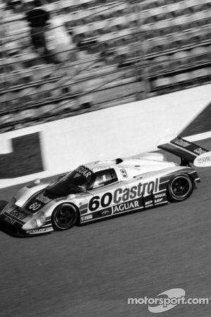 #60 TWR Jaguar XJR-9: Martin Brundle, John Nielsen, Raul Boesel, Jan Lammers