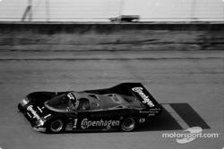 #1 Foyt Porsche 962: A.J. Foyt, Al Unser Jr., Elliot Forbes-Robinson