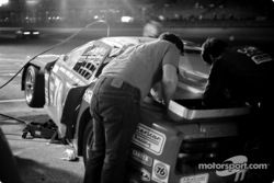 #76 Clayton Cunningham Mazda Rx-7: Parnelli Jones, John Morton, P.J. Jones