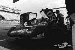 #80 Gaston Andrey Alba AR6: Martino Finotto, Guido Dacco, Pietro Silva