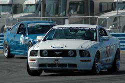 #51 Stealth Racing Mustang GT: Pete Halsmer, Mike Miller