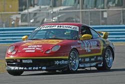 #42 Team Sahlen Porsche 996: Joe Nonnamaker, Joe Sahlen, Alberto Robreguez, Victor Gonzalez, Jr