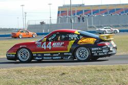 #44 Team Sahlen Porsche 996: Chris Lux, Eric Lux, Jose Pablos, Victor Gonzalez Jr