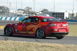 #26 Roar Racing/NRG Motorsports Mazda RX-8: Susan Addison, Franklin Futrelle IV